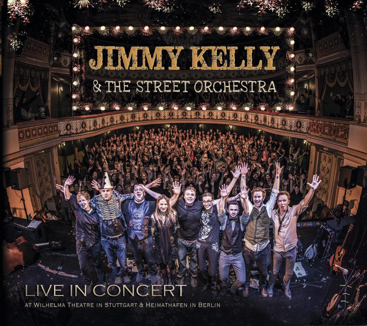 Album Live in Concert