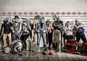 Fotosession The Street Orchestra - Viva La Street 2013